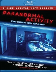 cover Paranormal Activity
