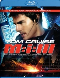 cover Mission: Impossible III