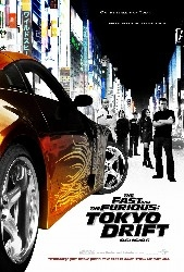 cover Fast and the Furious: Tokyo Drift, The